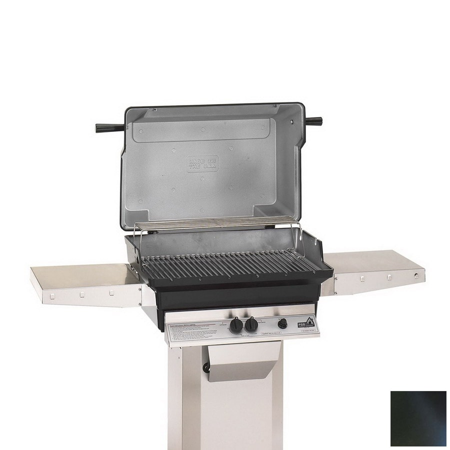 "PGS ""A"" Series Black 2-Burner (40,000-BTU) Natural Gas Grill"