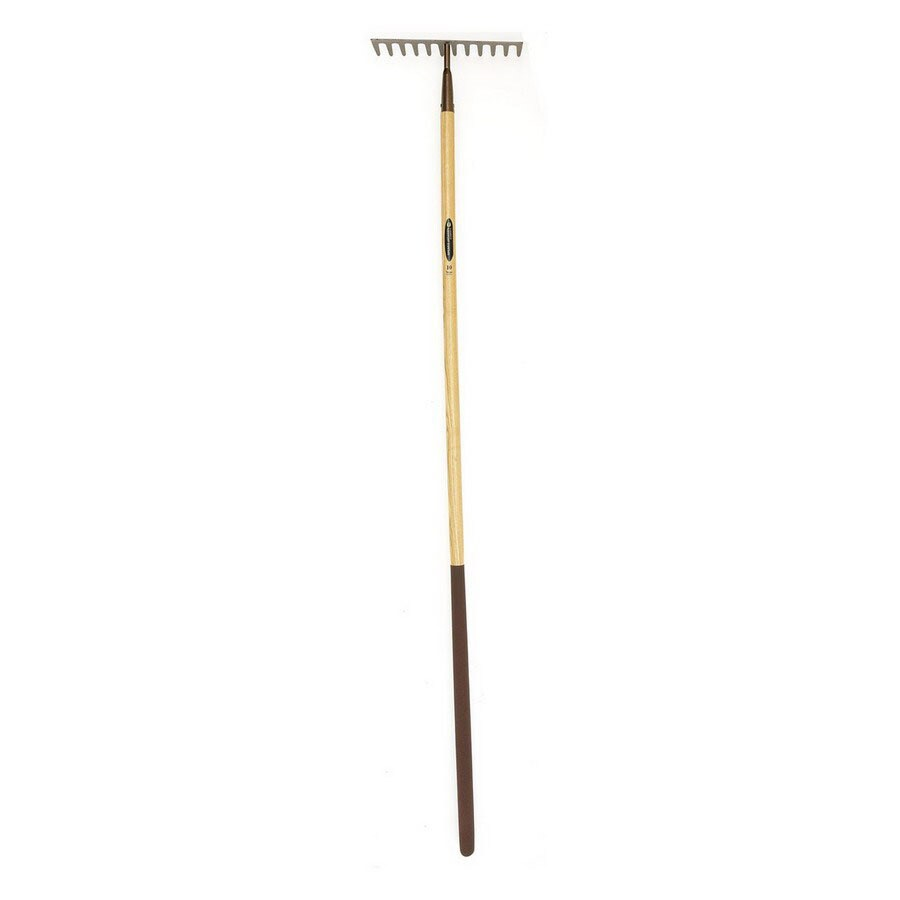 Bosmere Spear and Jackson Carbon Steel Garden Rake