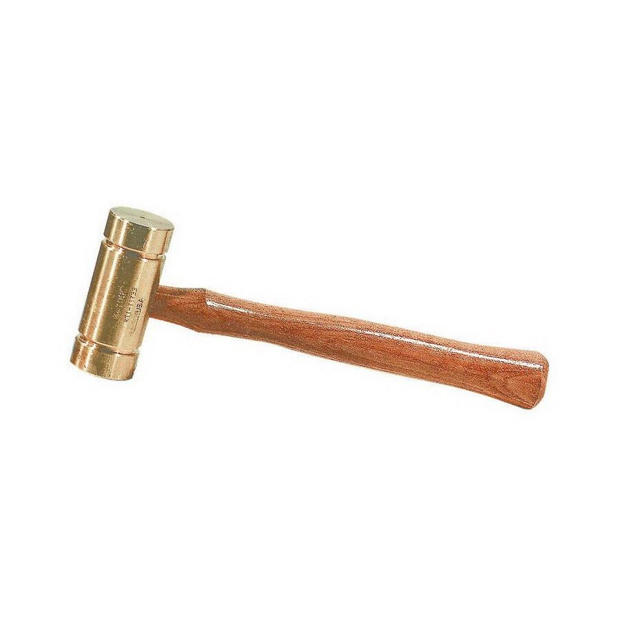 K Tool International 32-oz Round Straight Handle Hammer