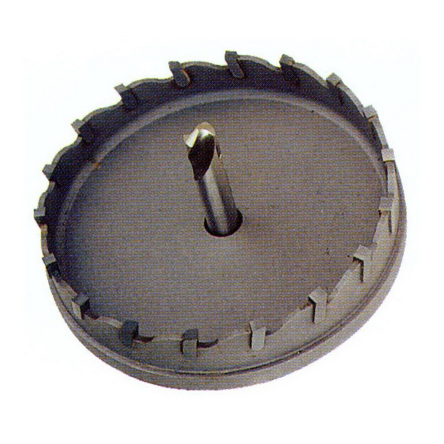 Morris Products 2-In Carbide-Tipped Arbored Hole Saw