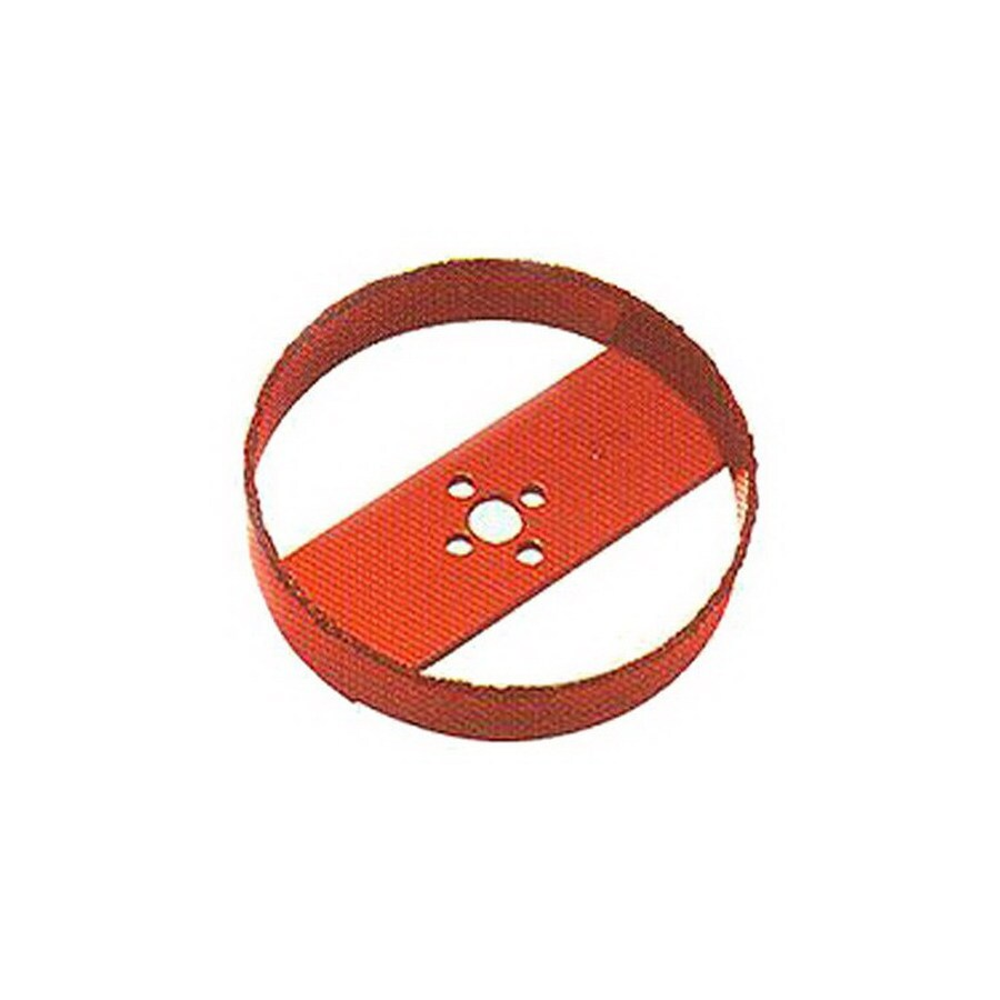 Morris Products 6-7/8/-in Carbide-Grit Non-Arbored Recessed Lighting Hole Saw