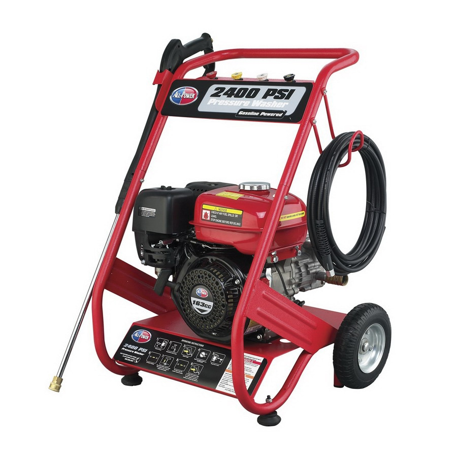 All-Power America 1.8-GPM Gas Pressure Washer