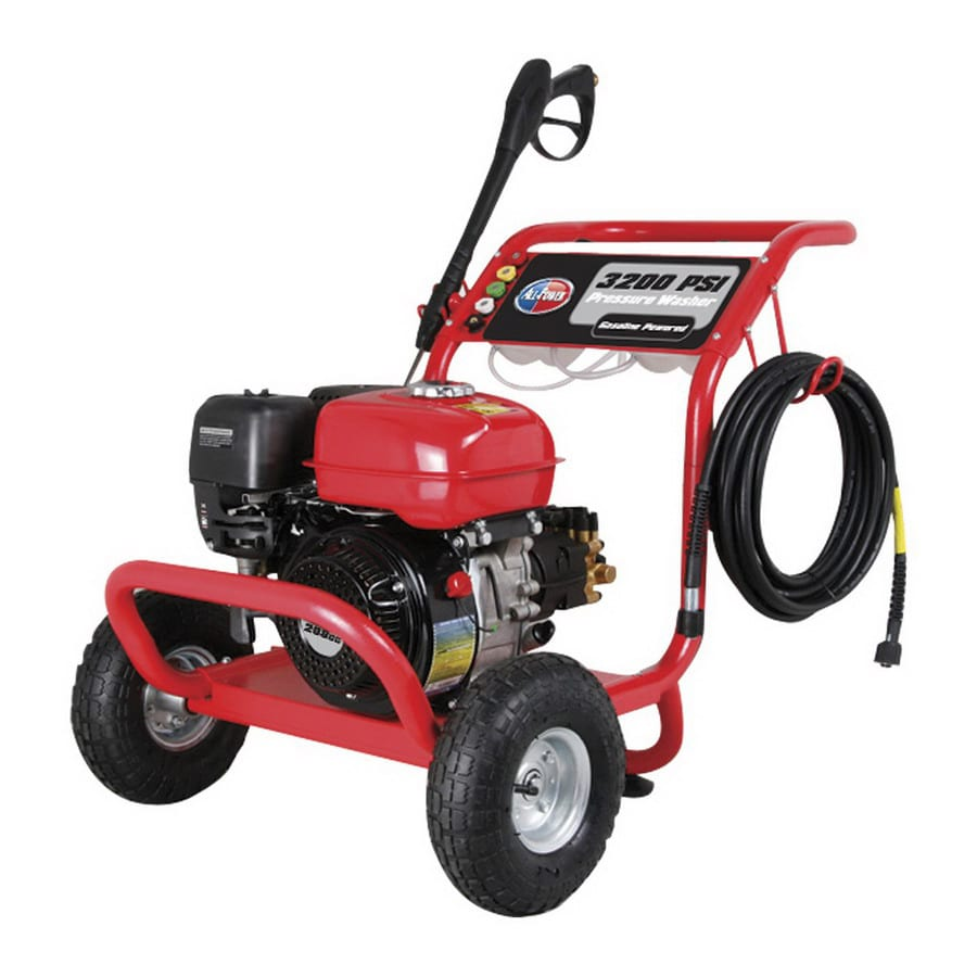 All-Power America 3200-PSI 2.7-GPM Gas Pressure Washer
