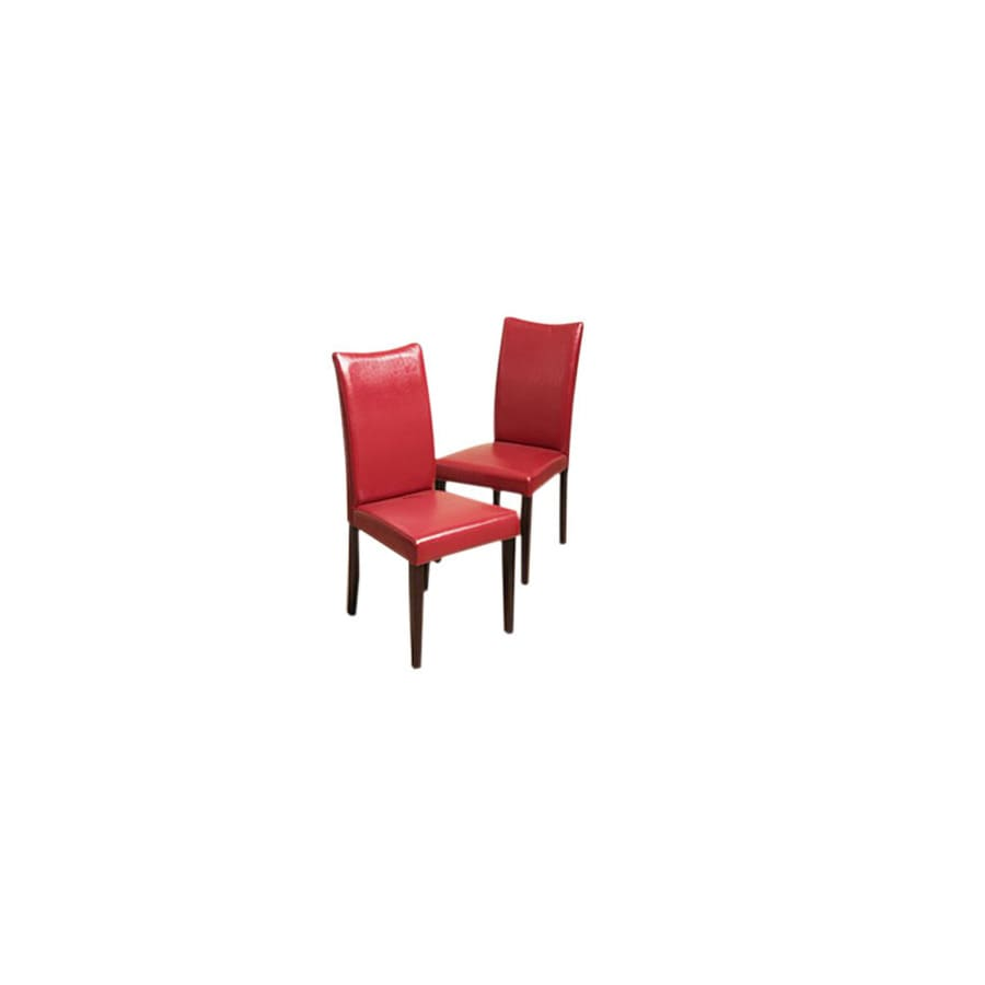 Warehouse of Tiffany Set of 2 Shino Oak Dining Chairs