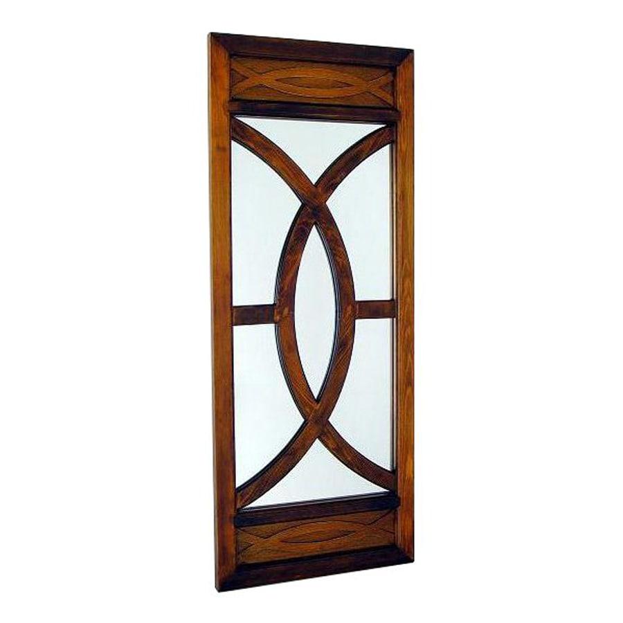 Wayborn Furniture Fish Brown Wall Mirror