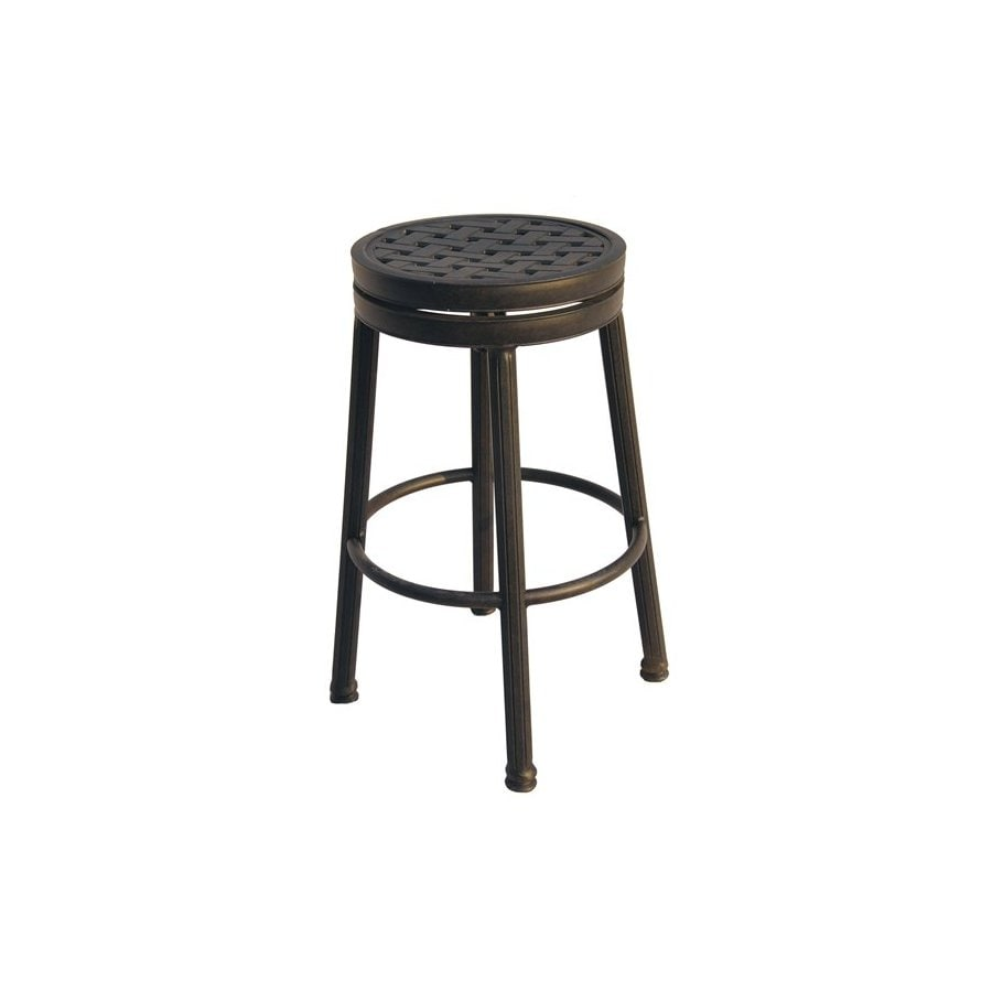 Shop Darlee Antique Bronze 30 in Bar Stool at Lowescom : 4695693 from www.lowes.com size 900 x 900 jpeg 27kB