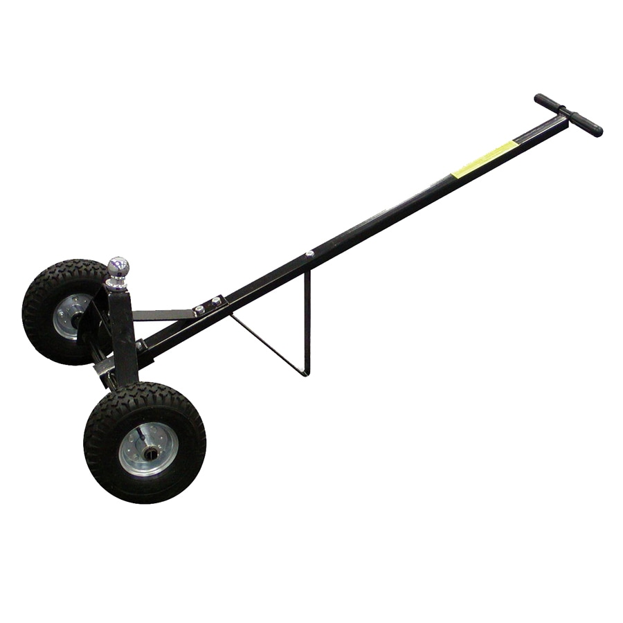 Buffalo 600-lb Capacity Black Steel Dolly