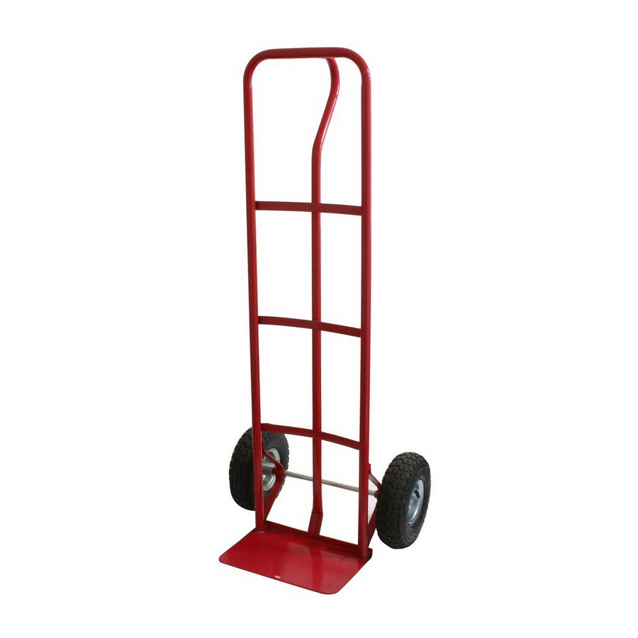 Buffalo 600-lb Capacity Red Steel Standard Hand Truck