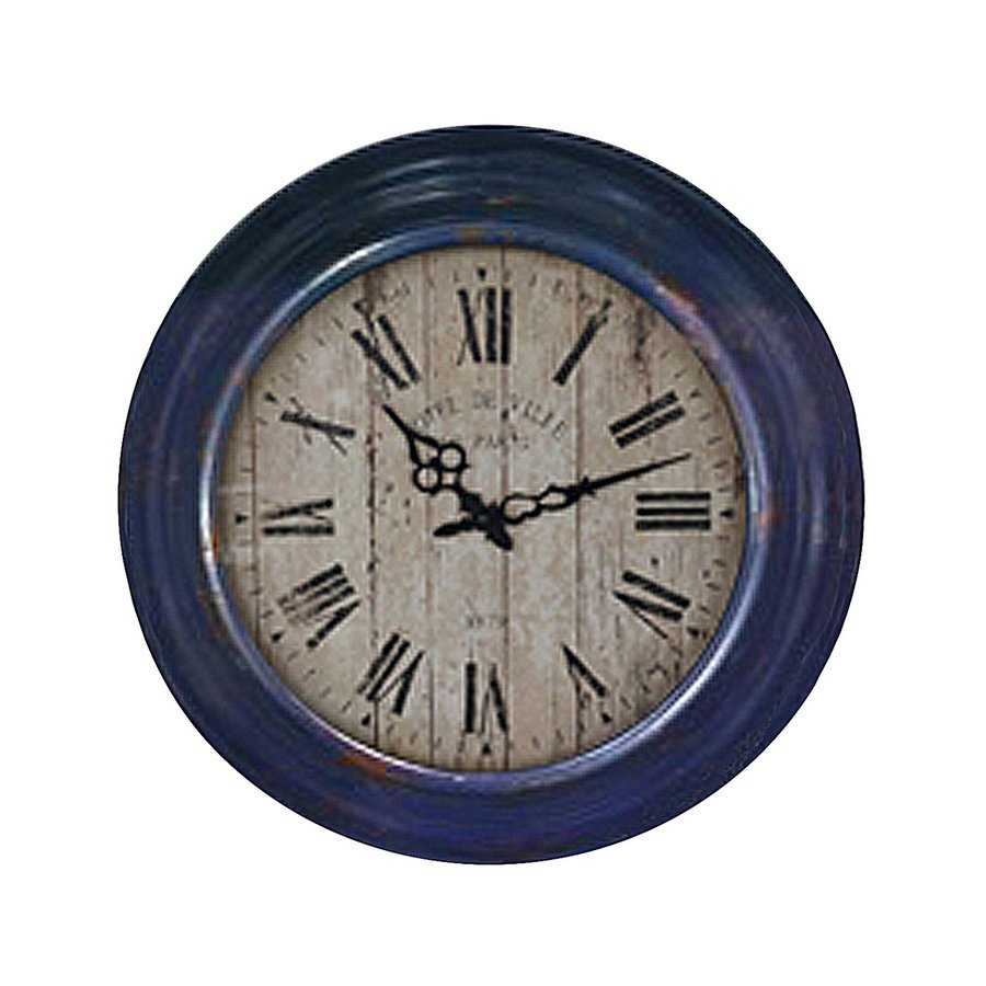 Cheung's Analog Round Indoor Wall Clock