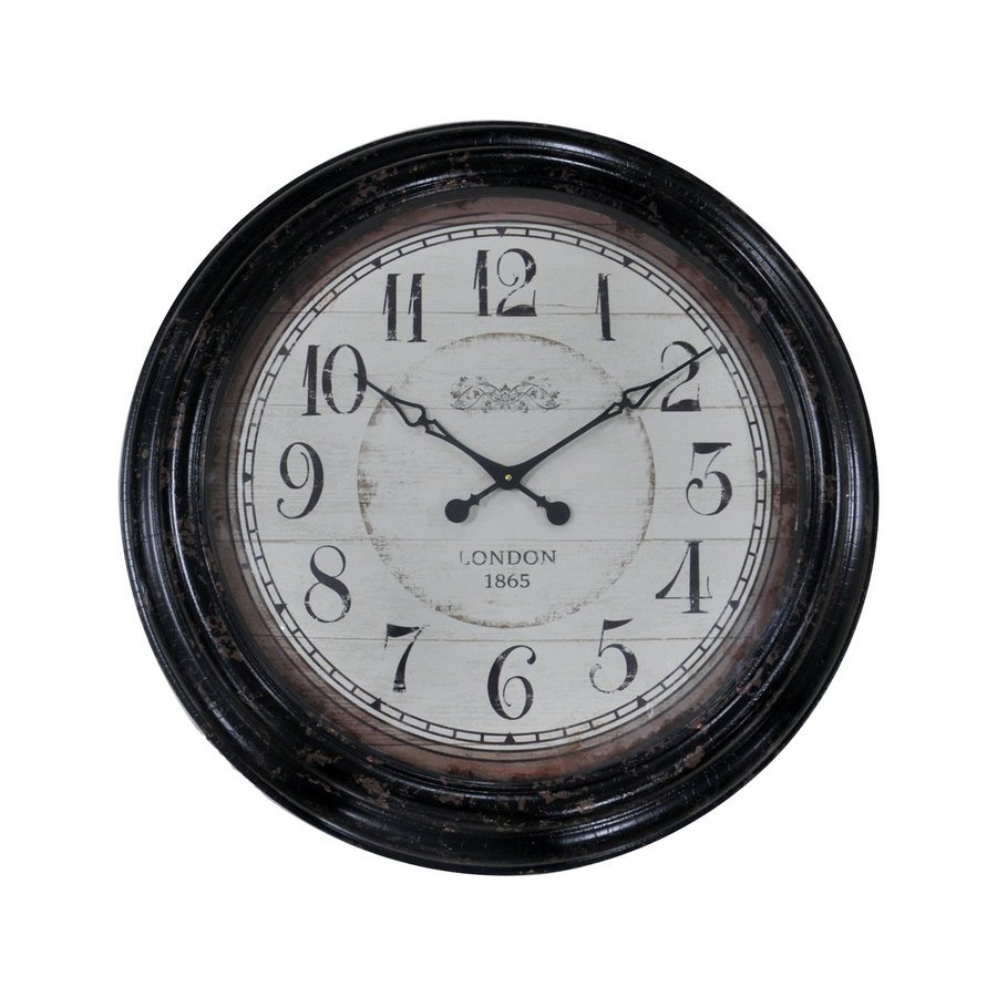 Cheung's Analog Round Indoor Wall Clock