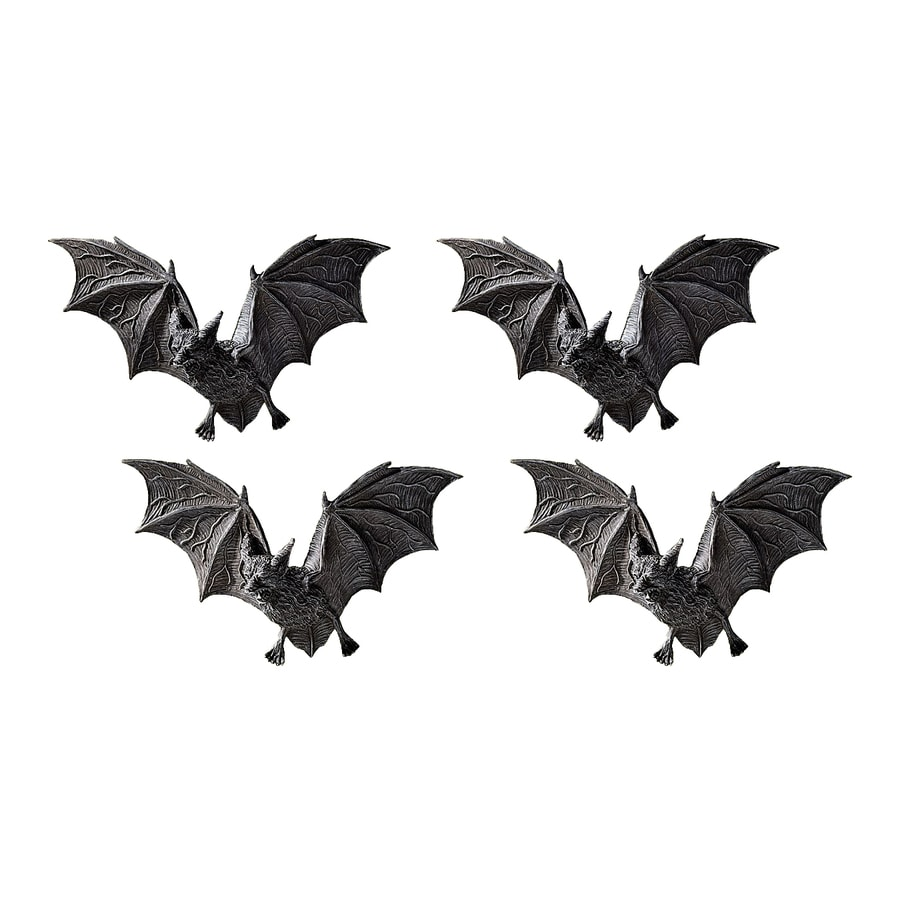 Design Toscano Vampire Bats Of Castle Barbarosa Bat Sculpture