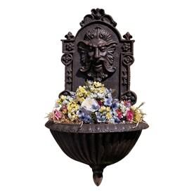 Beau Design Toscano 19.5 In Metal Statue Indoor Fountain