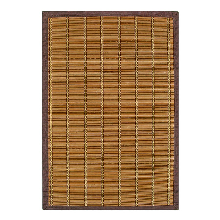 Anji Mountain Rectangular Indoor Woven Oriental Area Rug (Common: 2 x 3; Actual: 2-ft W x 3-ft L)