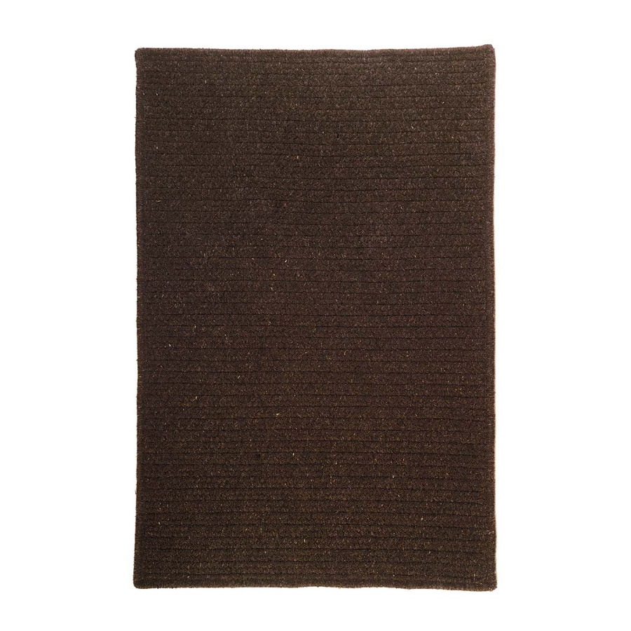 Colonial Mills Courtyard Square Solid Area Rug (Common: 4-ft x 4-ft; Actual: 4-ft x 4-ft)