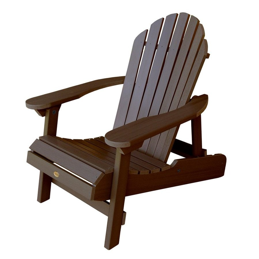 Beau Highwood USA Hamilton Plastic Adirondack Chair(s) With Slat Seat