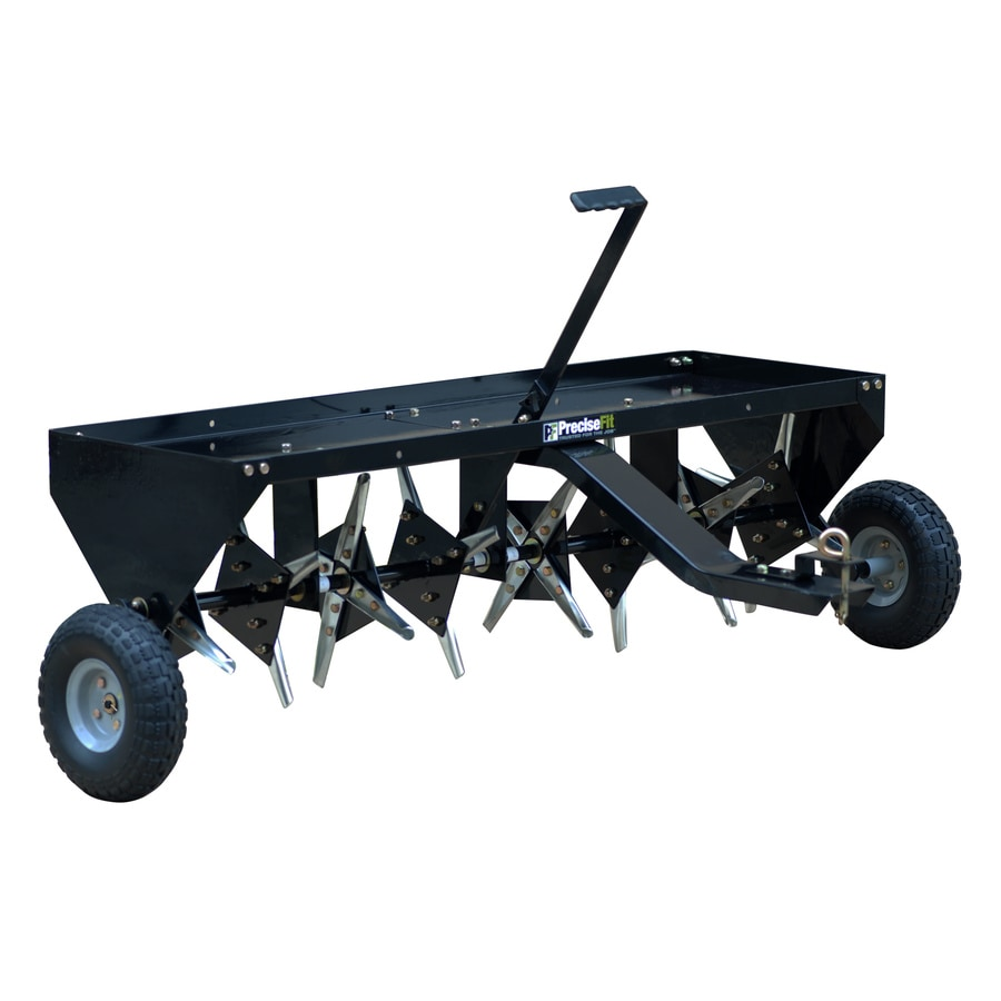 Blue Hawk 48-in Plug Lawn Aerator