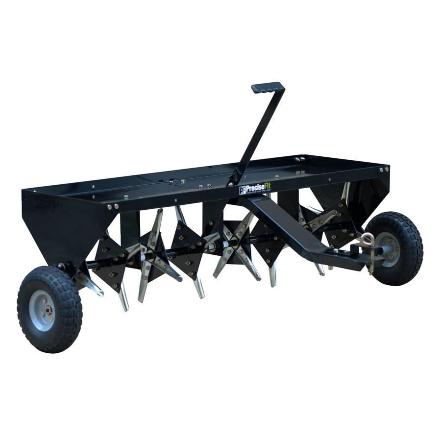Blue Hawk 48-in Plug Lawn Aerator