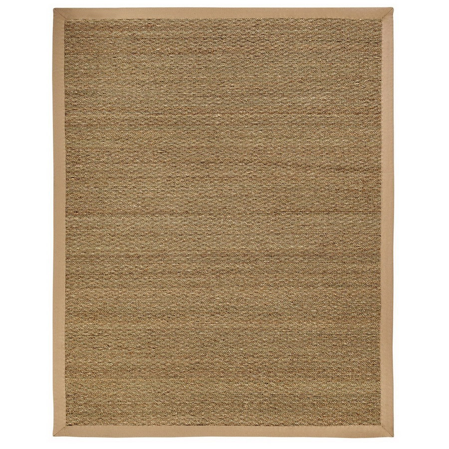 Anji Mountain Sabertooth Rectangular Indoor Woven Oriental Area Rug (Common: 8 x 10; Actual: 8-ft W x 10-ft L)
