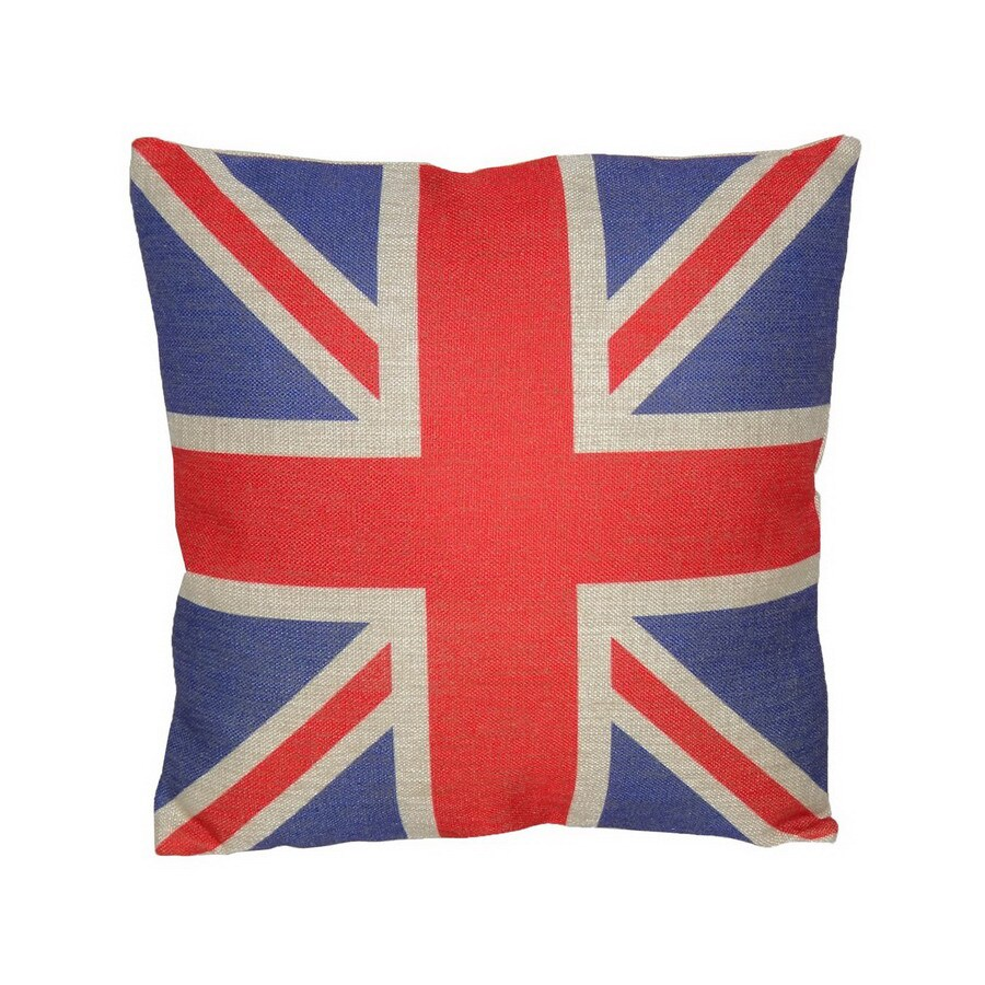 Cheung's 18-in W x 18-in L Square Decorative Pillow