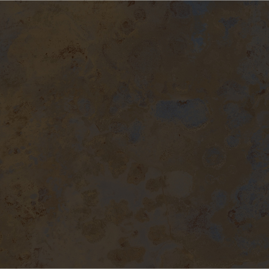 Shop style selections midnight copperbrown glazed porcelain floor style selections midnight copperbrown glazed porcelain floor tile common 12 in dailygadgetfo Choice Image