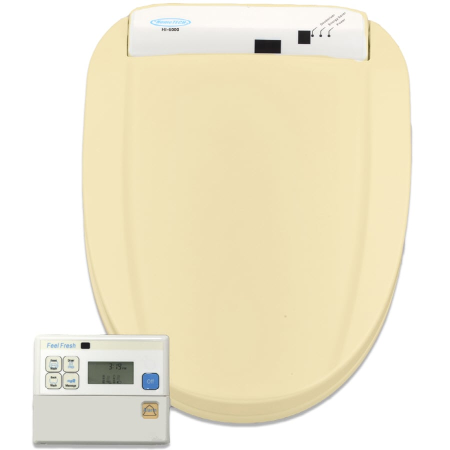 HomeTECH Bidet Function Toilet Seat