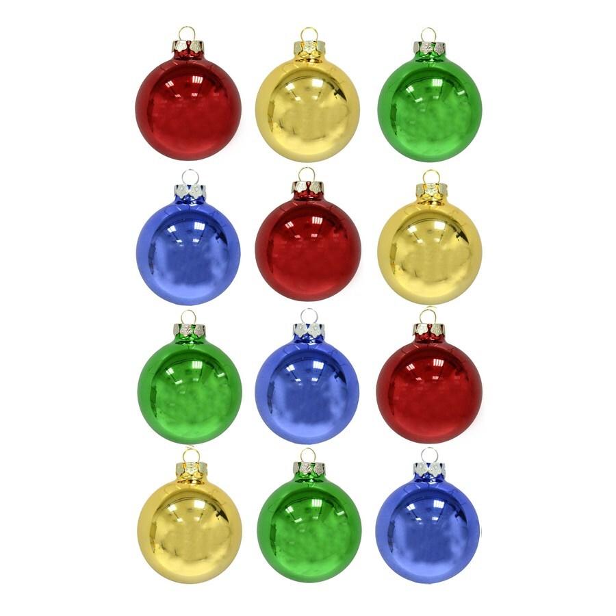 Holiday Living Multi-Color Ornament Set Lights