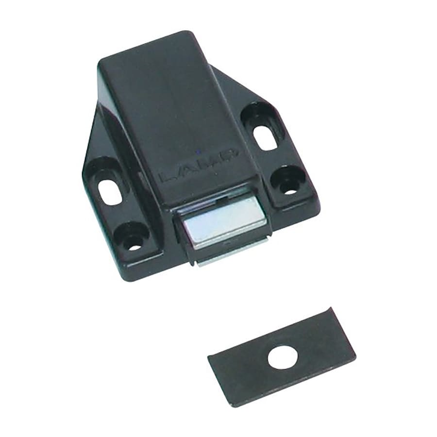 Sugatsune Matte Black Magnetic Cabinet Latch