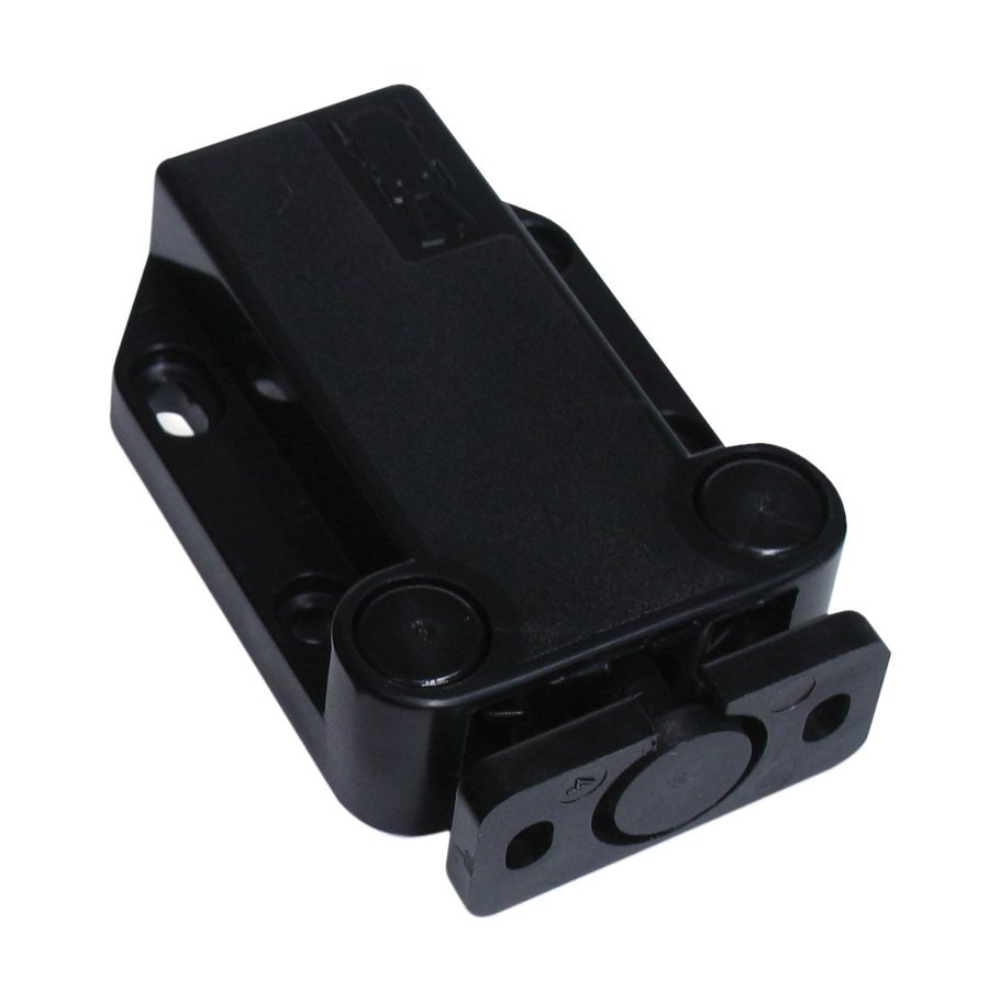 Sugatsune Black Cabinet Latch
