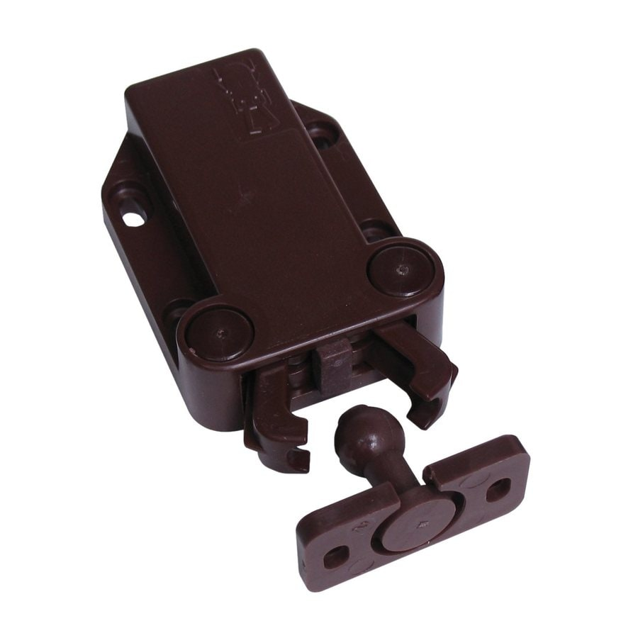 Shop Sugatsune Brown Cabinet Latch At Lowes Com