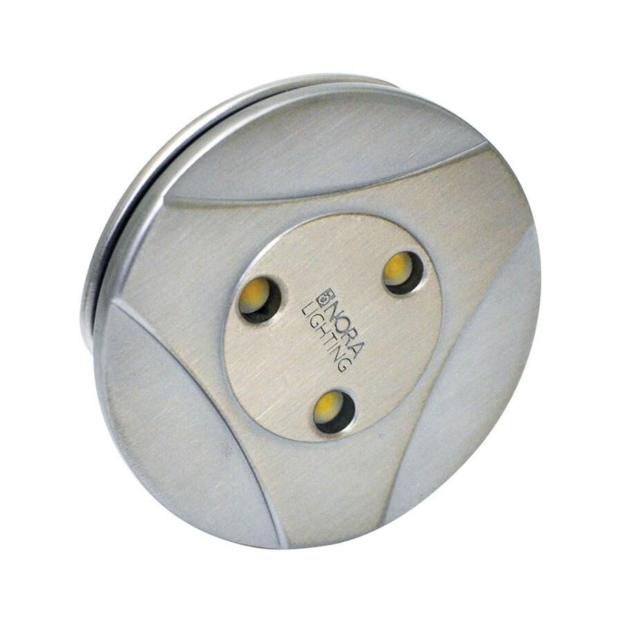 Nora Lighting 2.75-in Plug-in Puck Light