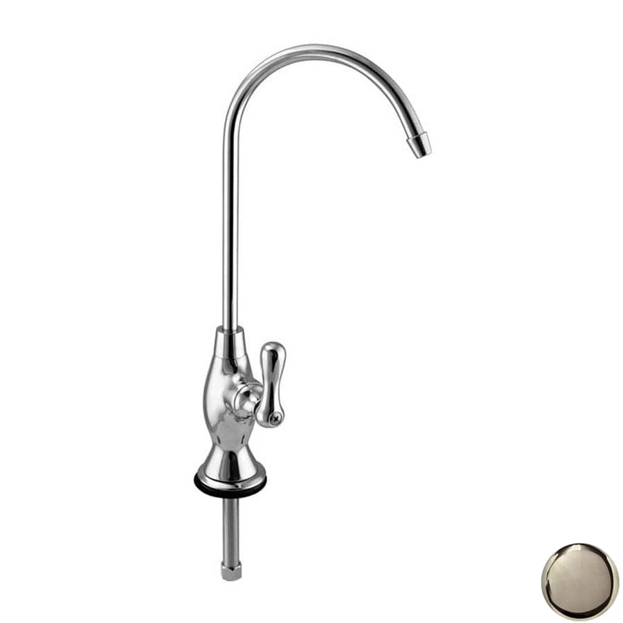 Westbrass Hot Water Dispenser with High-Arc Spout