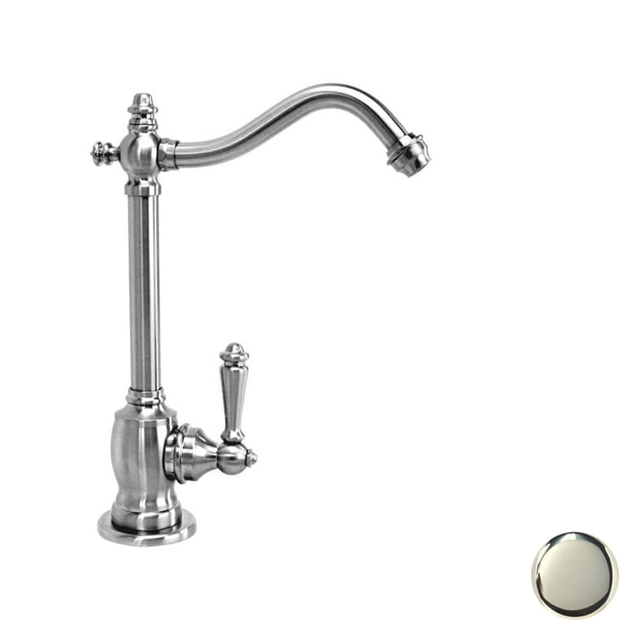 Shop Westbrass Polished Nickel Cold Water Dispenser at Lowes.com