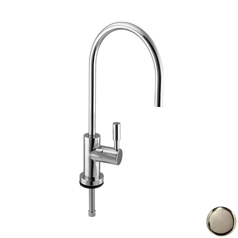 Westbrass Stainless Steel Cold Water Dispenser with High Arc Spout