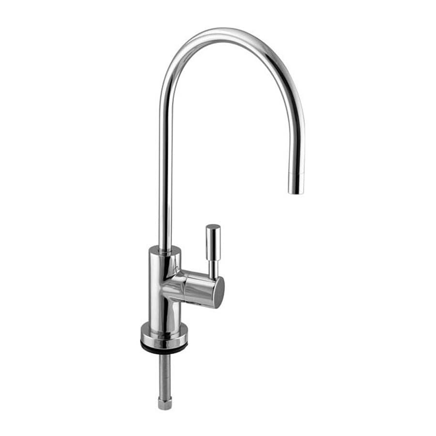 Westbrass Chrome Cold Water Dispenser with High Arc Spout
