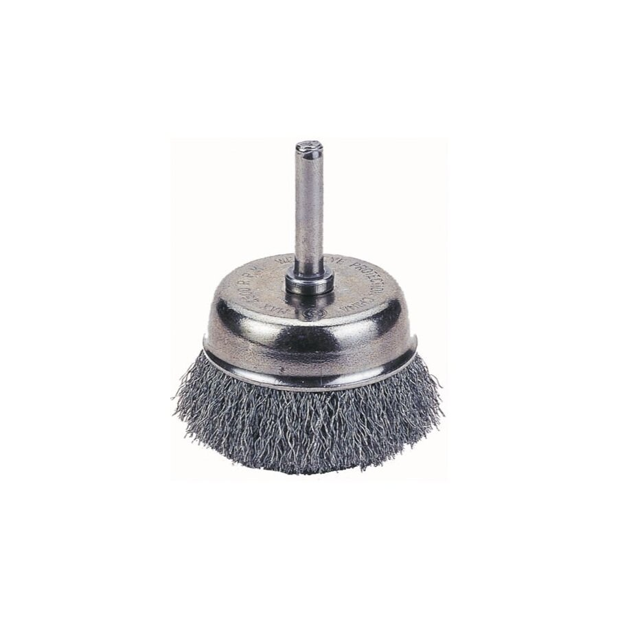 Firepower 1-1/2-in Dia Wire Cup Brush
