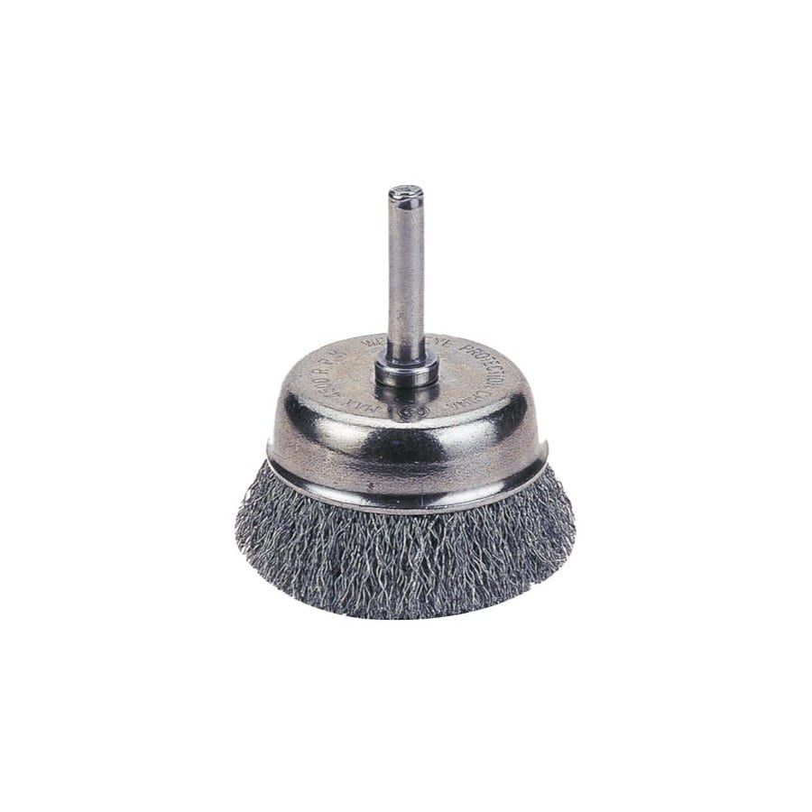 Firepower 2-1/2-in Dia Wire Cup Brush