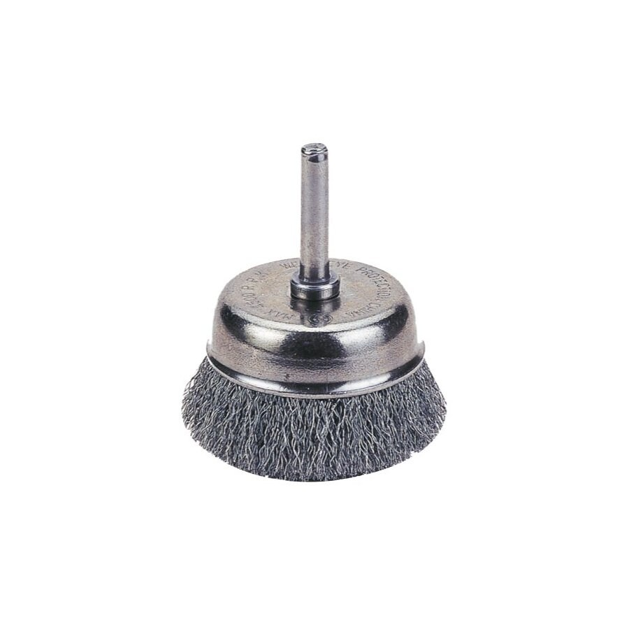 Firepower 2-1/2-in Dia Fine Wire Cup Brush