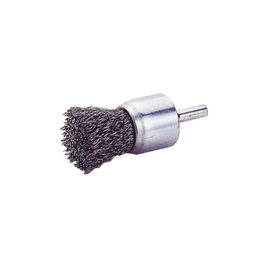 Firepower 1-in Dia Coarse Crimp End Brush