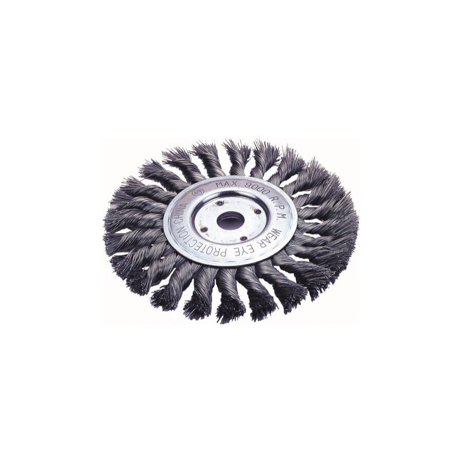 Firepower Stainless Steel Coarse Wire Brush