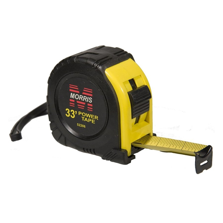 Morris Products 33-ft Tape Measure