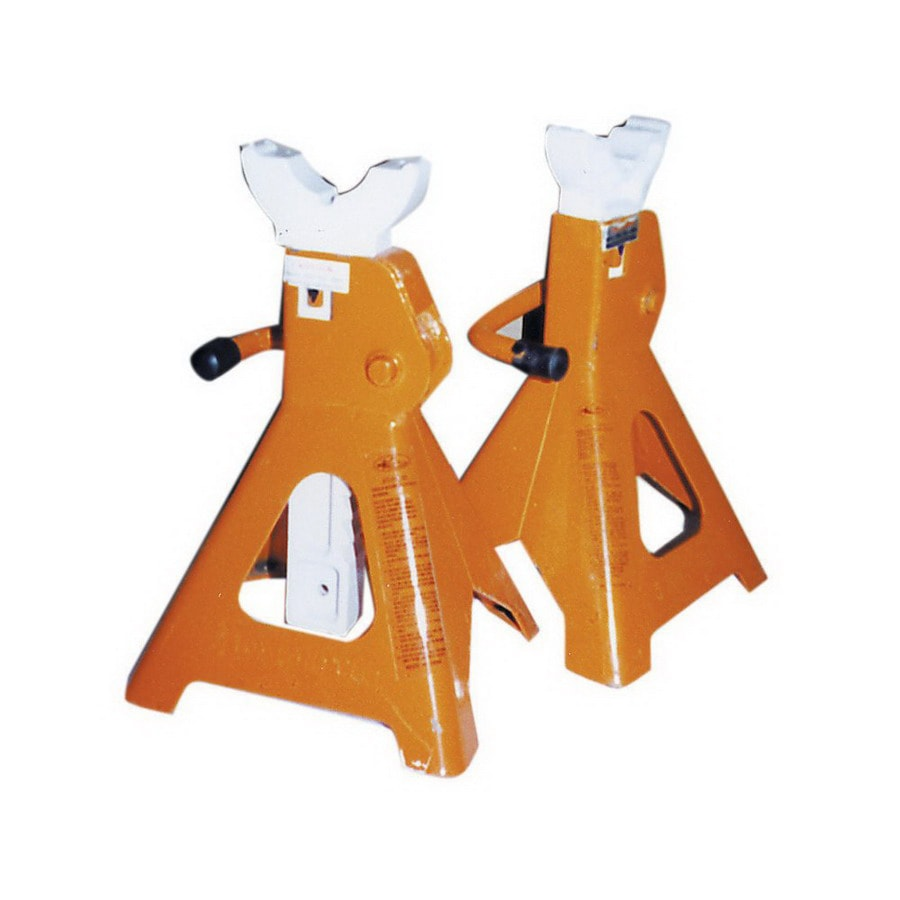 K Tool International 3-Ton Jack Stand