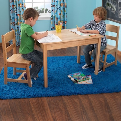 Nantucket Pastel Rectangular Kid S Play Table