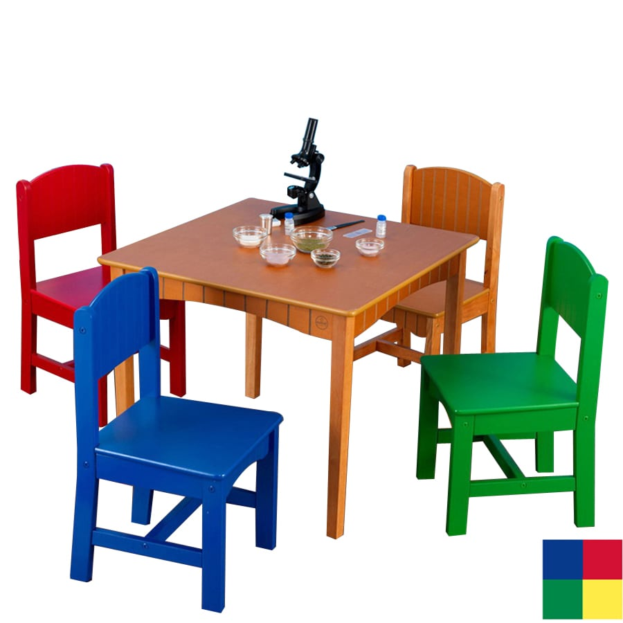KidKraft Nantucket Primary Square Kid's Play Table