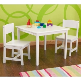 KidKraft Natural Rectangular Kidu0027s Play Table
