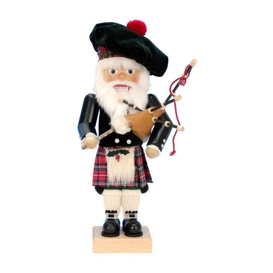 Alexander Taron 1-Piece Christian Ulbricht Tabletop McNick Nutcracker Indoor Christmas Decoration