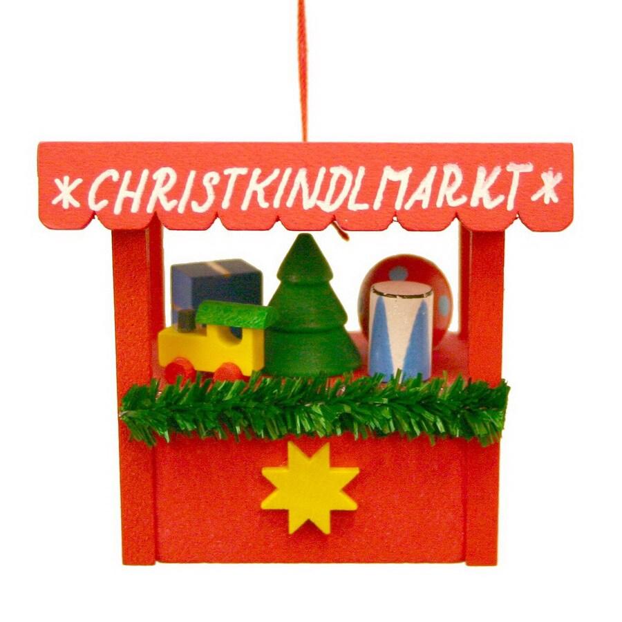 Alexander Taron Wood Toy Window Ornament
