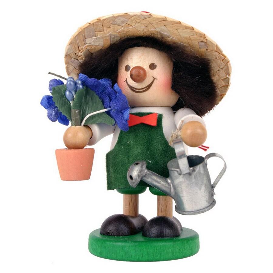 Alexander Taron Wood Gardener Ornament