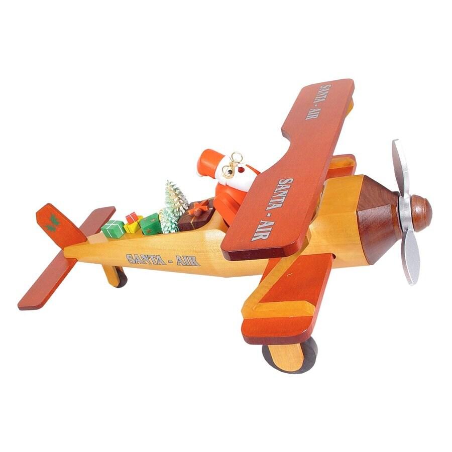 Alexander Taron Santa In Plane Santa Incense Burner