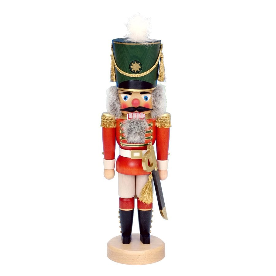 Alexander Taron Red Soldier Nutcracker