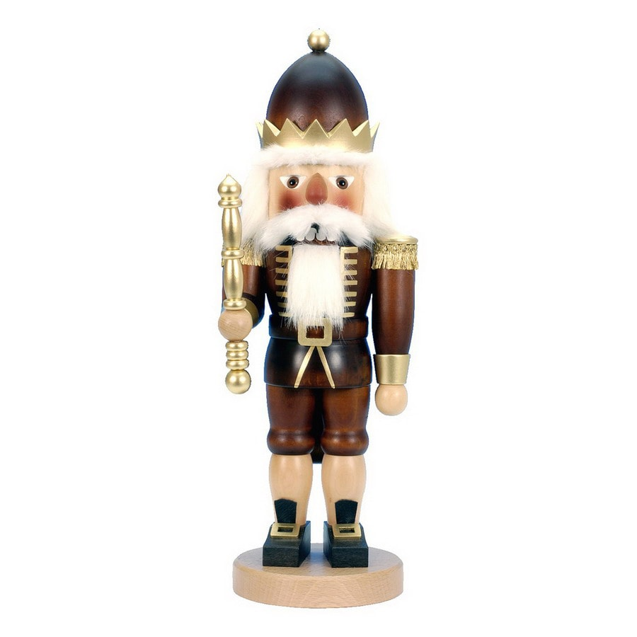 Alexander Taron Wood Prince Natural Nutcracker Ornament